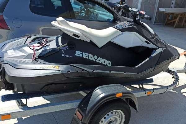 Sea-doo Spark Trixx