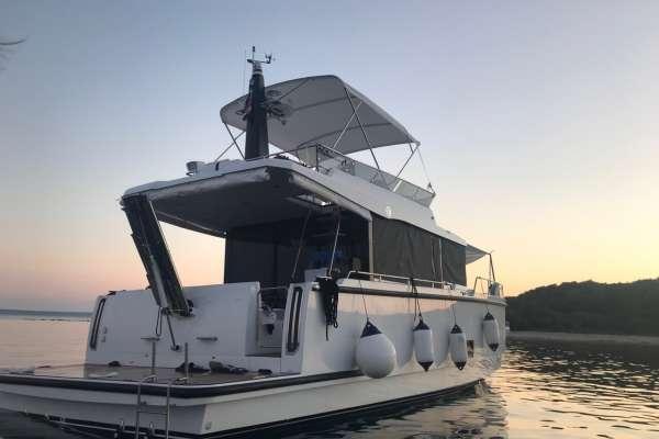 Seafaring 44 Flybridge