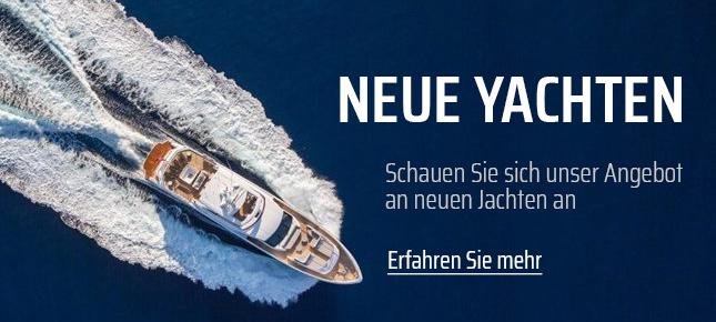 Neue Yachten