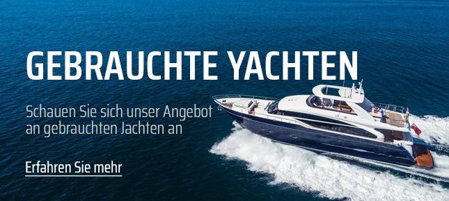 Gebrauchte Yachten