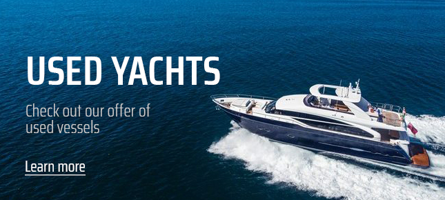 Used Yachts